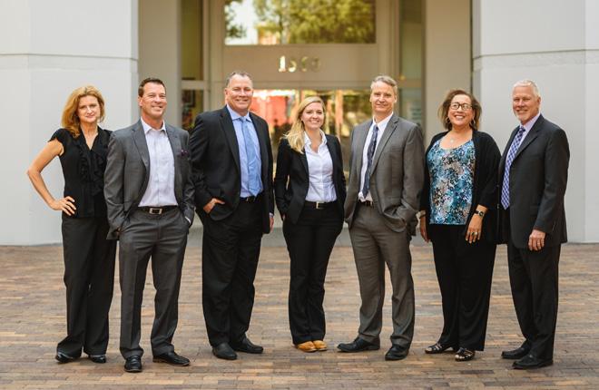 Henderson's Client Services Team